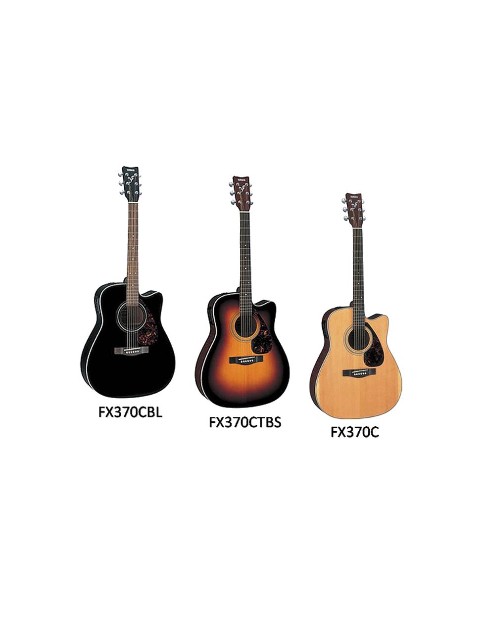 Yamaha Electro Acoustic Fx370 Series Laboheme