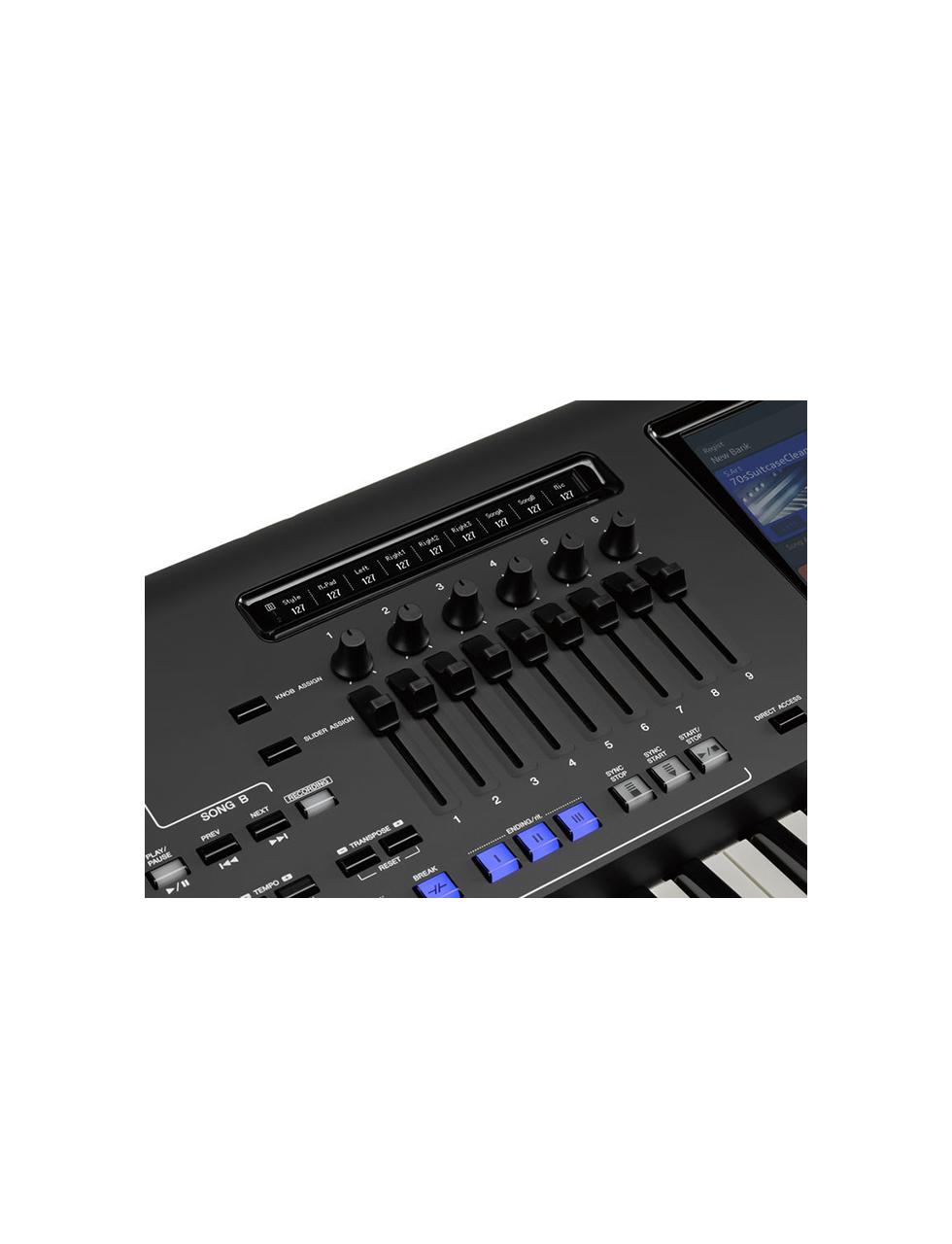 Yamaha Genos 9 - LaBoheme